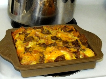 Day 83: Breakfast Egg Casserole