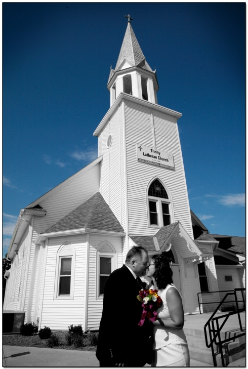 A Lutheran Wedding