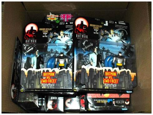 Collectible Batman Action Figures circa 1990's