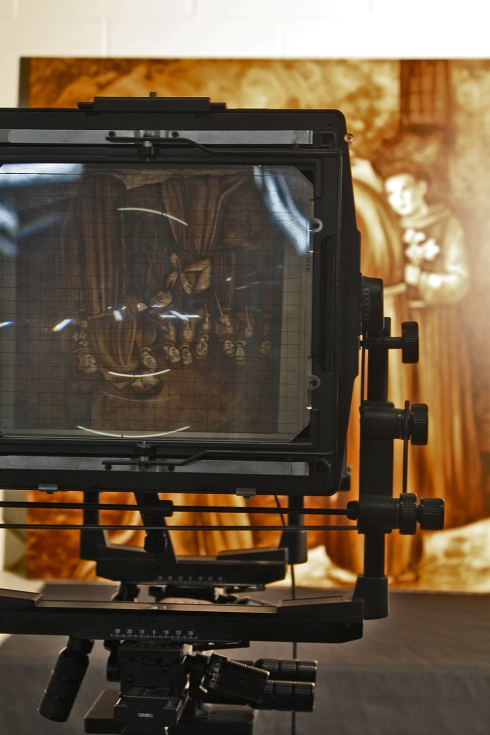 8x10 Large Format Film Camera