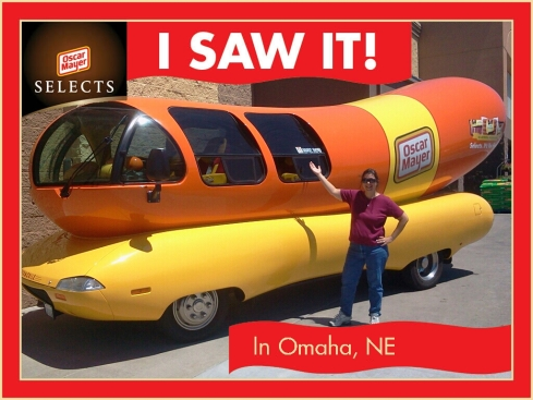 Oscar Mayer Wiener Mobile