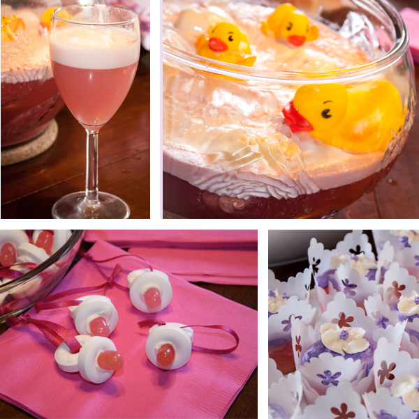 Baby Shower Food Ideas Baby Shower Punch Ideas For A Girl