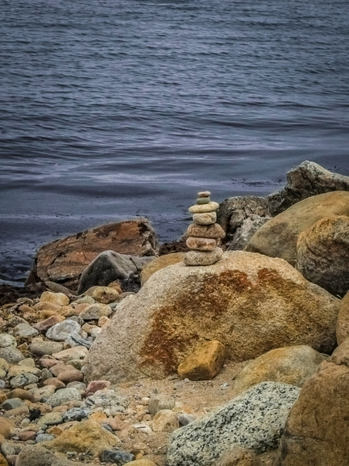 Edited Block Island photo in Lightroom 4